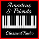 AMADEUS & FRIENDS - Classical Radio logo
