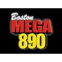WAMG La Nueva MEGA Boston 890 logo