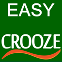 easy CROOZE - all the slow and relaxing soul, RnB, smooth and vocal jazz grooves you love logo