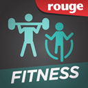 Rouge Fitness logo
