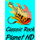 Classic Rock Planet HD Plus logo