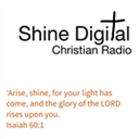 Shine Digital Christian Radio logo