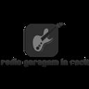 radio garagem in rock logo