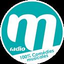 M Radio - 100% Comédies Musicales logo