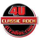 4U Classic Rock logo