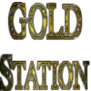 Gold *Station* logo