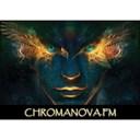 Chromanova.fm Progressive & Psytrance DJ Set Radio 24/7* 96Kbps logo