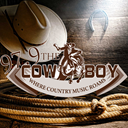 #1 For Country Music! 979 The Cowboy logo