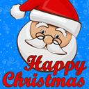 HappyChristmasradio logo