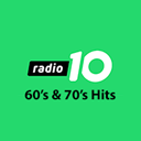 Radio 10 Gold 60s and 70s logo
