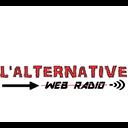 L'ALTERNATIVE WEB RADIO logo