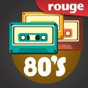 Rouge 80s logo