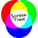 Screen Time - Soft logo