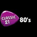 Classic 21 80s logo