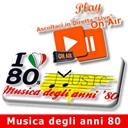 Musica degli anni '80 logo