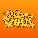 ((( WEFUNK Radio ))) . raw uncut funk . classic & underground hip-hop logo