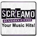 ScreamoRadio - Your Music Hits logo