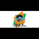 KHGV 99.7 Garden Villas Radio logo