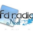 FD NOEL CHRISTMAS RADIO logo