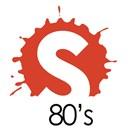 1 HITS 80s logo