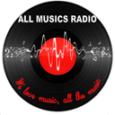 All Musics Radio logo