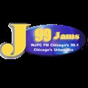 J99 Jams WJPC FM Chicago logo