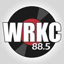 88.5 WRKC - Radio King's College logo