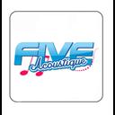 Five Radio Acoustic logo