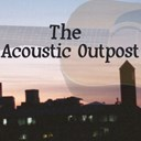The Acoustic Outpost logo