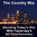A Country Christmas Mix -- Today's Christmas blended with Traditional  Favorites logo