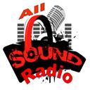 Allsound radio - Pop music logo