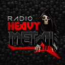 radio heavy metal (76) logo