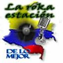 La roka estación logo