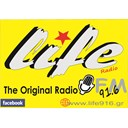 Life Radio Greece logo