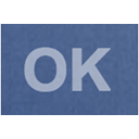 Ok Radio High bandwidth 128k stereo server EU logo