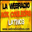 WebRadioLatinos 100% Caliente logo