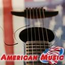 American Music on logo