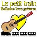 Le petit train ballades love guitares logo
