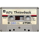 80sthrowbackparty logo
