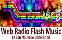 Web Radio Flash Music