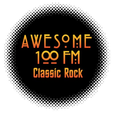 Awesome 100 FM Classic Rock
