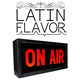 LATIN FLAVOR ON AIR