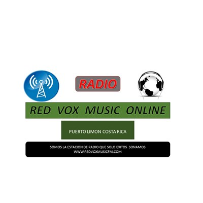 RED VOX  MUSIC   FM