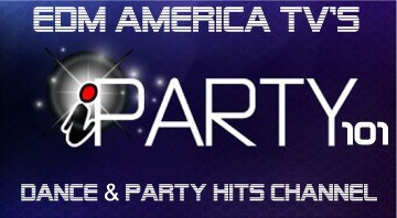iParty 101 on EDM America TV