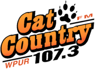 WPUR Cat Country 107.3 FM