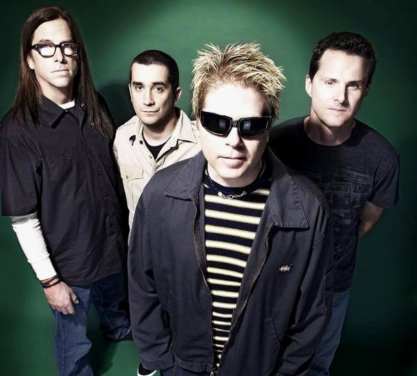 Pochette Can't Get My Head Around You The Offspring