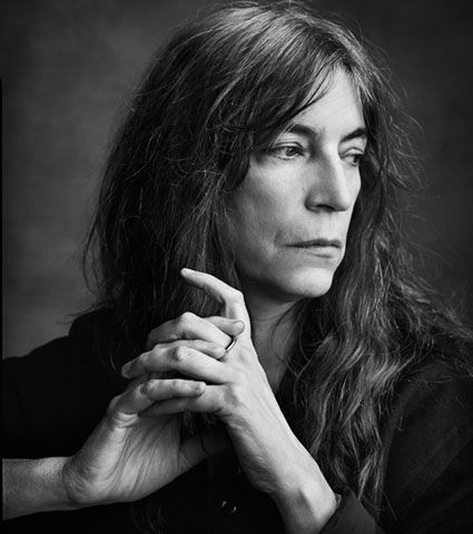 Patti Smith - Wicked Messenger