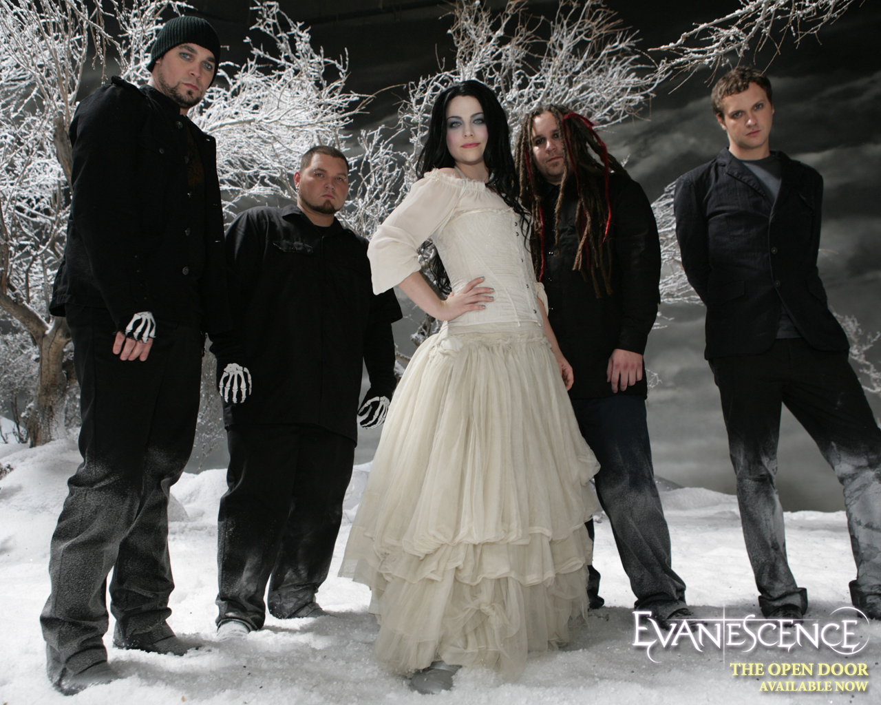 Pochette My Immortal Evanescence