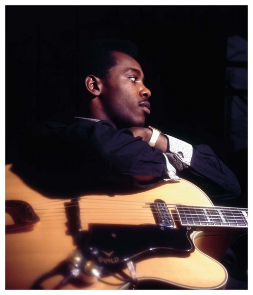 Pochette Midnight Love Affair George Benson