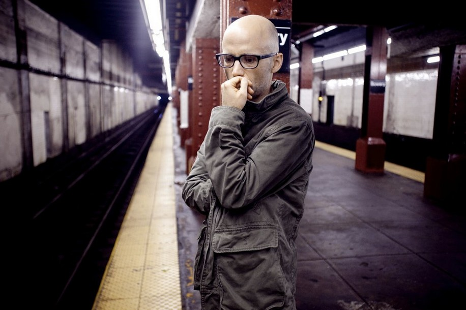 Pochette Sunday (The Day Before My Birthday)Moby